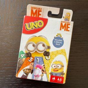 Uno Minion's Game